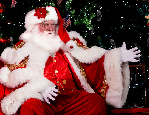 Santa Claus and other fun fairy tales