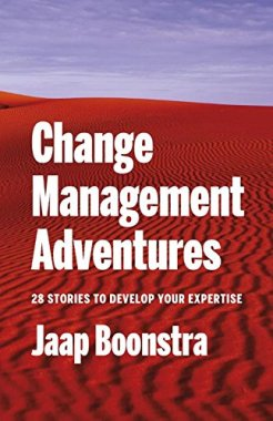Jaap Boonstra Change Management Adventures