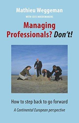 Weggeman Managing professionals