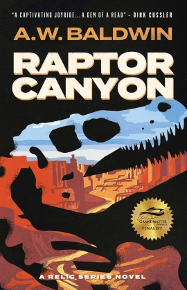 Raptor Canyon by AW Baldwin